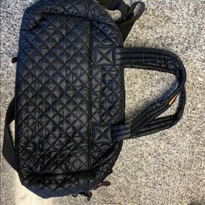 MZ Wallace Bags - Pre Loved MZ Wallace Jimmy Travel Bag